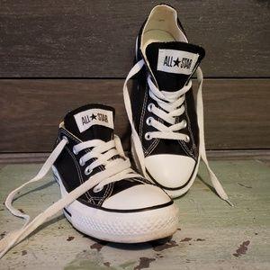 Converse All*Star black and white chucks